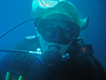 Danielle Ellis (daughter) - PADI Open Water and Advanced courses
