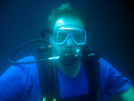 Thom Ellis (father) - PADI Open Water and Advanced courses
